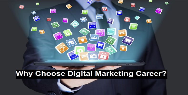 9 Reasons You Should Choose Digital Marketing Course as your career